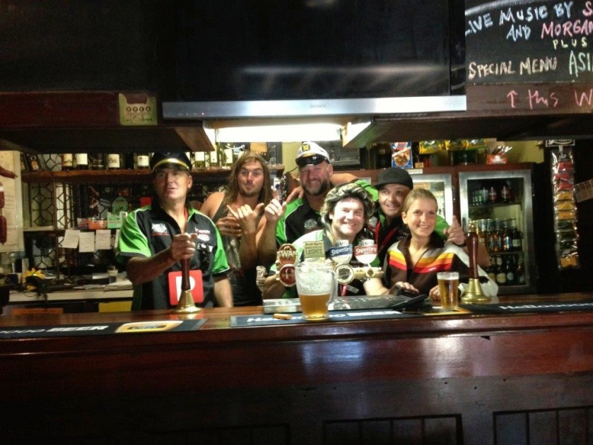 Wheatbelt pub