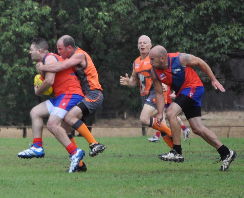 Game 1 - 29th March 2014 vs Eaton at Boyanup Oval - Match Review (3/6)