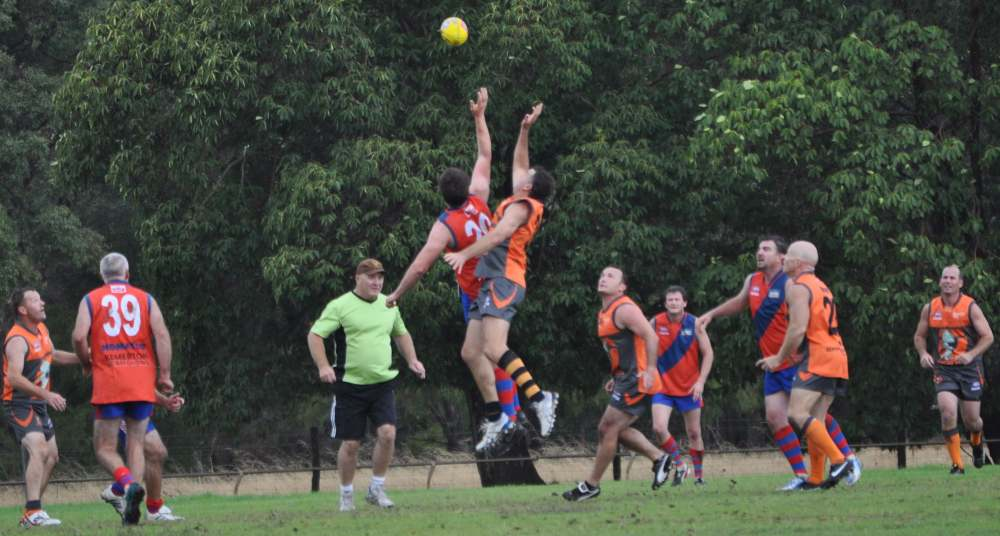 Game 1 - 29th March 2014 vs Eaton at Boyanup Oval - Match Review (1/6)