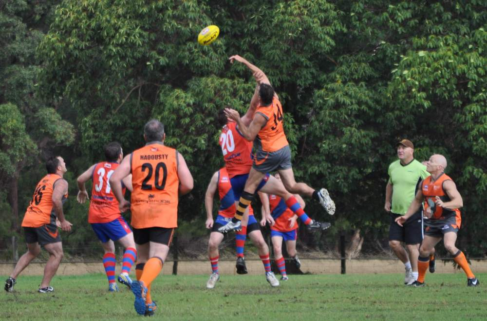 Game 1 - 29th March 2014 vs Eaton at Boyanup Oval - Match Review (4/6)