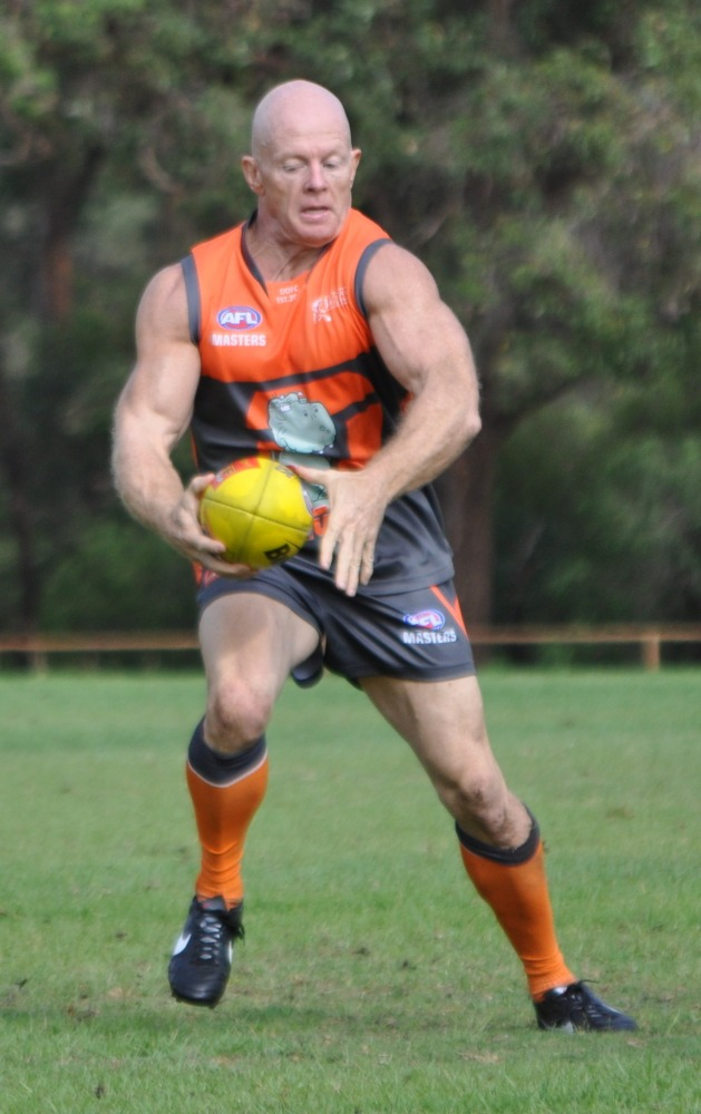 Game 1 - 29th March 2014 vs Eaton at Boyanup Oval - Match Review (2/6)