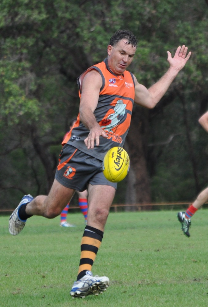 Game 1 - 29th March 2014 vs Eaton at Boyanup Oval - Match Review (6/6)