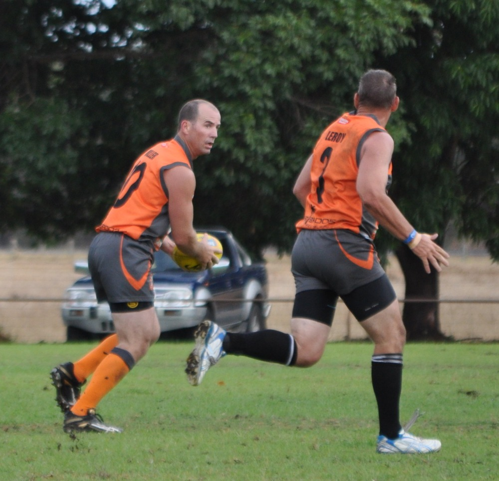 Game 1 - 29th March 2014 vs Eaton at Boyanup Oval - Match Review (5/6)