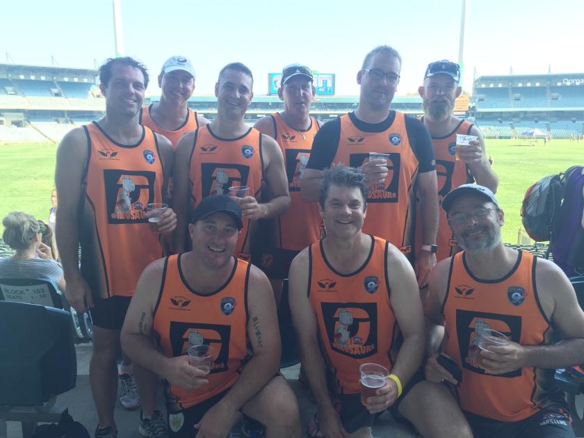 AFL 9s 2015