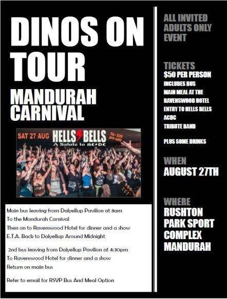 2016 Mandurah Carnival