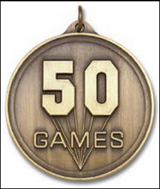 50 games